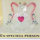 Glas Engel - En speciel Person
